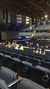 Allstate Arena Rosemont Il Seating Chart Allstate Arena Section 102 Home Of Depaul Blue Demons