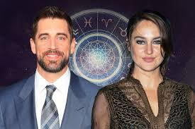 Aaron rodgers' future in green bay has been much discussed this offseason, but on monday night one aspect of his personal future was revealed: Engaged Aaron Rodgers And Shailene Woodley Share Same Astrologer