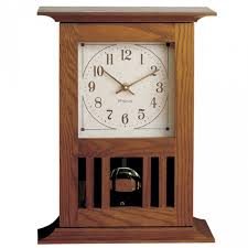 mission mantel clock kit