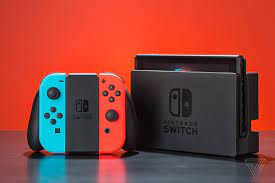 buying the new Nintendo Switch ...