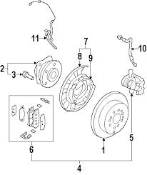 parts com® hyundai cable assy abs ext l partnumber 919200w000 2011 hyundai santa fe se v6 3 5 liter gas anti lock brakes