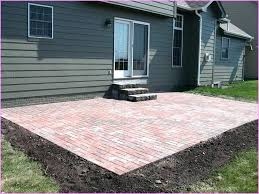 cost of patio pavers patio s brick costs to install brick s patios cost to cost of patio pavers