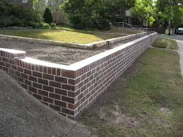 Small Picture The 25 best Retaining wall bricks ideas on Pinterest Garden