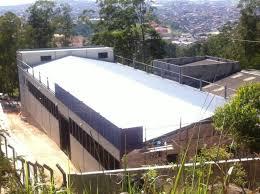 Na construção civil é muito comum de se utilizar estruturas metálicas além das de concreto tradicionais. Galpao De Estrutura Metalica Jb
