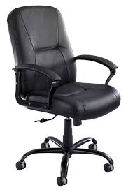Photo Design On High Back Leather Office Chair 49 High Back Black