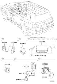 Land cruiser 200 clearance back sonar