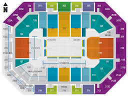 40 Meticulous Ucla Basketball Seating Chart