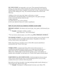 Example Of A Literature Essay Literary Essay Outline 4th Grade