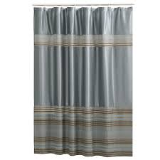 gold and white striped shower curtain. mark polyester stripe/blue striped shower curtain gold and white