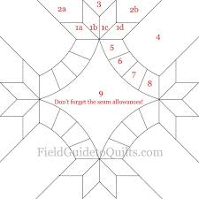 Diagrams for Dusty Miller and Friendship Knot quilt blocks ... & Diagrams for Dusty Miller and Friendship Knot quilt blocks Adamdwight.com