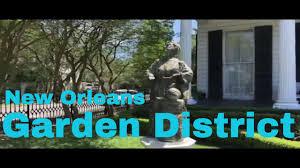 garden tour new orleans garden district