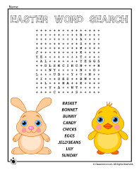 Four New Easter Worksheets to Print - Woo! Jr. Kids Activities