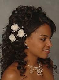 Coupe Courte Cheveux Crépus Femme Coiffure Mariage Cheveux