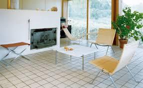 Poul Kjaerholm Pk22 Easy Chair In Wicker Hivemodern Com