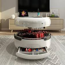 A new futuristic smart coffee table called the coosno was spotted on facebook as a sponsored advertisement. The Smart Coffee Table Redefined F R Garden