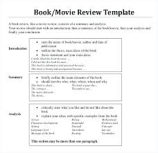 Film Review Template Mesmerizing Movie Review Template Sundaydriverco