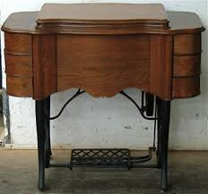 Refinishing Old Sewing Machine Cabinet