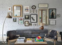 simple 18 painted brick wall interior design creativity