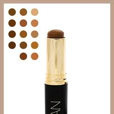 Iman Makeup Color Chart The 14 Best Foundation Picks For Dark Skin Tones Allure