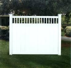 vinyl fence concord diy installation vinyl fence installation