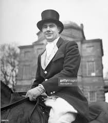Portrait of Welsh businessman B.A. 'Bobbie Gibbs, in Beaufort livery,...  News Photo - Getty Images