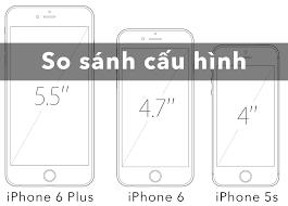cau hinh iphone 6s va