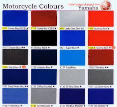 Honda Motorcycle Paint Codes Disrespect1st Com