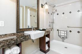 handicap bathrooms designs glamorous handicap accessible bathroom designs houzz decorating design