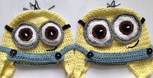 Minion Hat Crochet Pattern Best Baby Minion Hat Story Ruby Custard