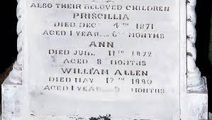 Priscilla Palmer (Unknown-1871) - Find A Grave Memorial
