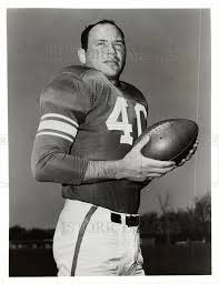 1952, Don McAuliffe Michigan State Aggies - Historic Images