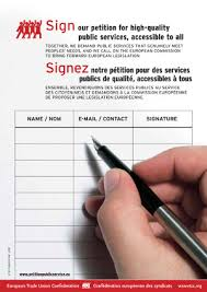 Create A Petition Free Templates Get Example Petitions
