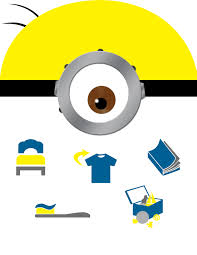 Chore Chart Staples Minions Inspired Chore Chart Daily Checklist For Young Kids