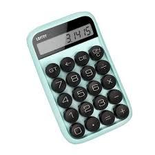Механический ручной <b>калькулятор</b> XIAOMI <b>LOFREE</b> Jelly Bean