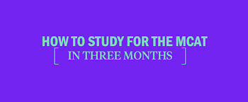 Mcat Amino Acid Chart How To Study For The Mcat In 3 Months Kaplan Test Prep