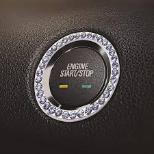 Us 071 13 Offuniversele Auto Auto Sleutel Schakelaar Metalen Diamant Decoratieve Ring Cirkel Groothandel In Universele Auto Auto Sleutel
