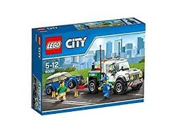 Amazon.com: 60081 Lego Pickup Tow Truck City Great Vehicles Age 5-12 ...