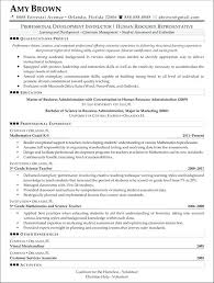 Top Professional Free Resume Template Word Examples Resume Templates ...