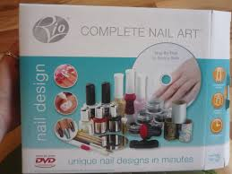 A little look inside the Rio Complete Nail Art Kit - Makeup & Beauty
