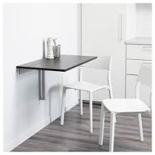 Bjursta Wall Mounted Drop Leaf Table ... 93 Amusing Ikea Wall Mounted Desk  Home