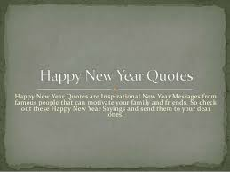 New Year Famous Quotes Fascinating Happy New Year Quotes