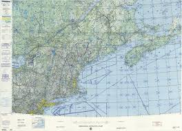 Wac Charts Canada Operational Navigation Charts Perry Castañeda Map