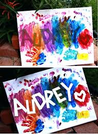 handmade paper crafts for best kids ideas on fun tape painting