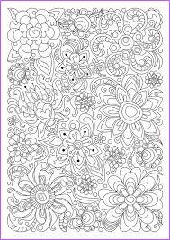 Small Picture Abstract Doodle Zentangle Coloring pages colouring adult detailed