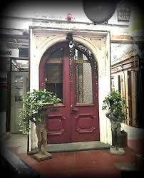 grand arched entry door jamb 1800s queen anne 2nd emp mt vernon estate