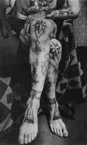 женские зоновские татуировки фото