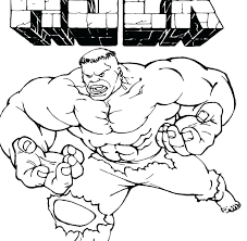 hulk coloring book pages amazing colouring free flowers in a printable aven