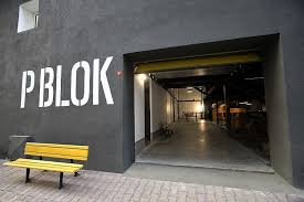 warehouse office space. View In Gallery Entrance Of The P Blok ProductionStudio Istanbul Warehouse Office Space