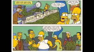 The Simpsons Treehouse Of Horror Late 80s Early 90s I Still Bart Treehouse Of Horror
