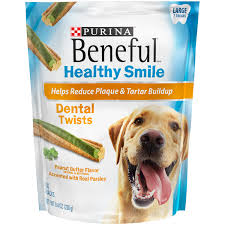 Country Kitchen Dog Treats Purina Beneful Healthy Smile Dental Dog Treats Adult Large Twists